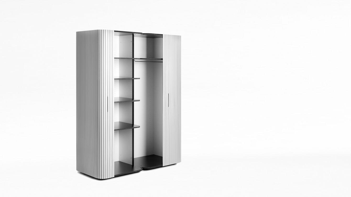 kleiderschrank wogg. Black Bedroom Furniture Sets. Home Design Ideas